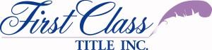 First Class Title